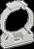 Хомутный держатель серый CFC32 IEK