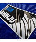 Кимоно Hayabusa Shinju 3.0 Pearl Weave - оригинал (БЖЖ) цвет синий , фото 4