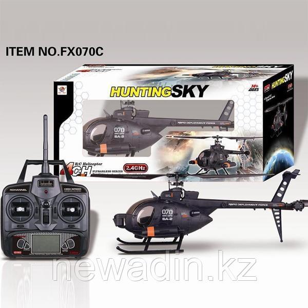 Большой вертолет на радиоуправлении FX070C