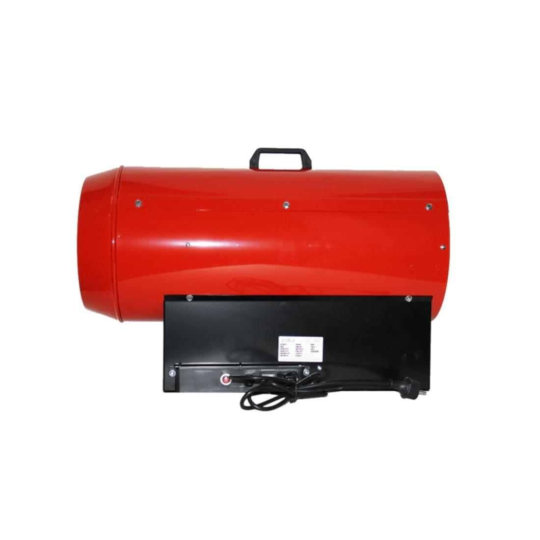 Калорифер газовый КГ-18 ПГ красная