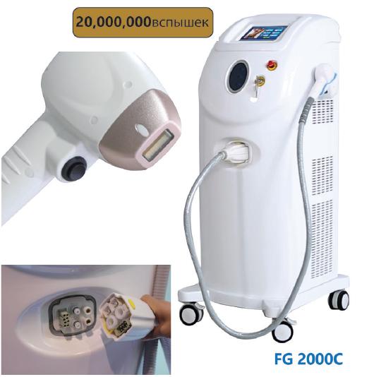 Диодные лазеры для удаления волос