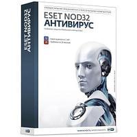 Антивирус Eset NOD32 Антивирус на 1 год на 1ПК