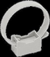 Хомутный держатель со стяжкой CFF1 16-32 мм IEK (10 шт/упак)