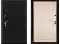 Дверь СОЛОМОН (черный муар) -2066/880-980/101 L/R Бел.дуб, венге, тик