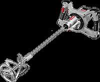 Миксер ЗУБР МР-1600-2 строительный, 2-скоростной, 1600 Вт, 0-390 / 0-550 об/мин, М14 патрон