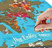 """Карта мира со скретч-слоем """"Мир в твоих руках"""", фото 2"""