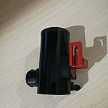 Мотор бачка стеклоомывателя лобового стекла MITSUBISHI, FORD, фото 3