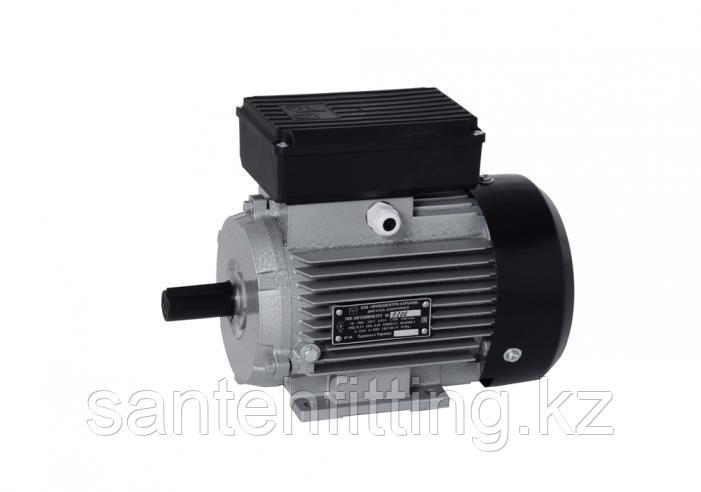 Асинхронный однофазный электродвигатель с короткозамкнутым ротором АИ1Е