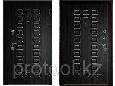 Дверь СЕНАТОР -2066/880/980/104 L/R квадро тик/венге