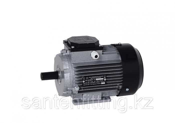 Асинхронный трёхфазный электродвигатель переменного тока АИР 220/380