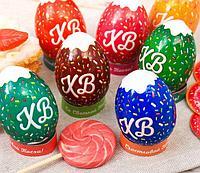 Пасхальный Набор для украшения семи яиц, 9 х 16 см