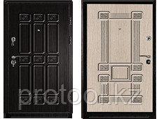 Дверь СЕНАТОР-S -2066/880/980/104 L/R бел.дуб