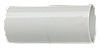 Муфта труба-труба серая GI50G IEK