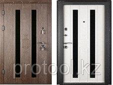 Дверь Верона-2066/880/980/127 L/R бел.дуб