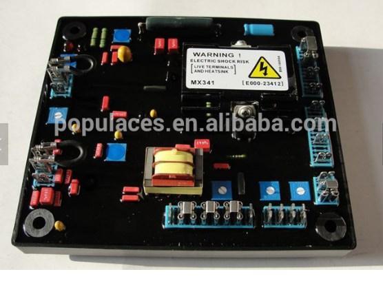 Newage AVR MX341-A для генератора дизельных двигателей части MX341-A, фото 2