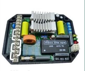 Uvr6 автоматический регулятор напряжения avr для дизельной общей части, фото 2