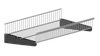 Корзина стационарная 603*440*85 мм