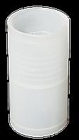 Муфта для гофрированных труб, прозрачная GFLEX20 ИЭК