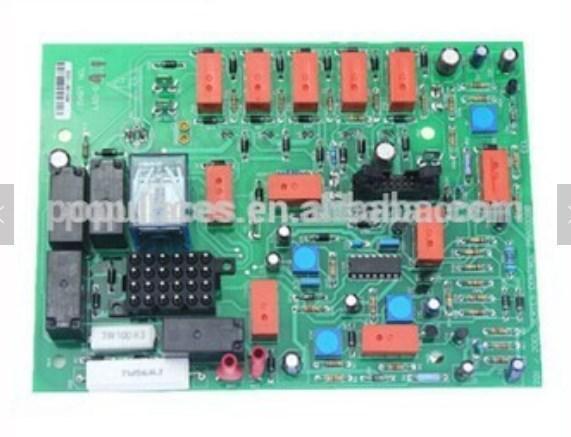 Автоматический старт управления печатной платы 650-091 для генератора, фото 2