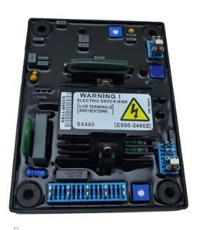 Дизель-генератор Стоп электромагнитный 12 В 24 В XHQ-PT, фото 2
