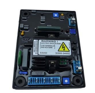 Однофазный дизель генератор запчасти AVR SX460, фото 2
