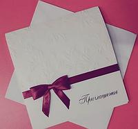 """Пригласительная открытка """"Invitation 19"""""""