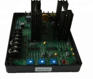Дизель-генератор avr 20A автоматический регулятор напряжения, фото 2