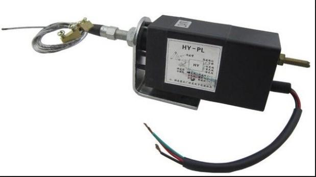 Низкая цена остановки двигателя электромагнитный клапан HY-PL 24 В, фото 2