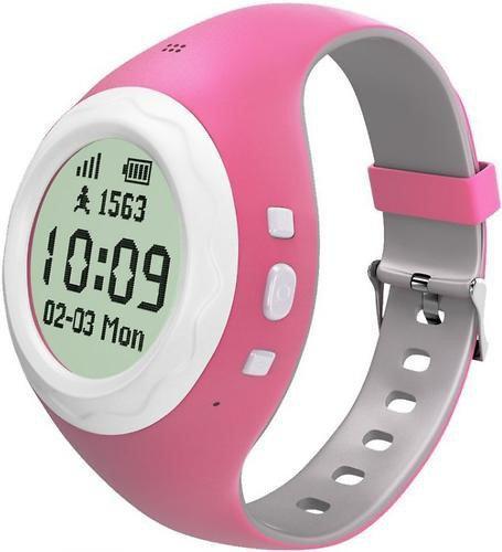 HIPER Детские телефон-часы Kidsafe FRT-G2 Pink