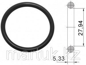 Сменное кольцо из витона. Применяется вместе с центрирующим кольцом стандарта KF25 (Kwik Flange) для центриров