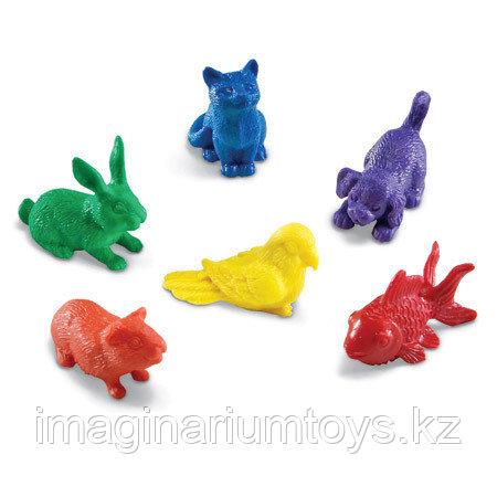 Набор фигурок «Домашние животные» Learning Resources