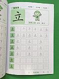 Прописи для написания иероглифов для детей. Уровень 1., фото 4