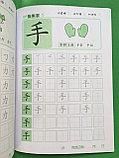 Прописи для написания иероглифов для детей. Уровень 2., фото 4