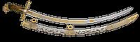 """Сабля Восточная """"Питон"""" (сталь нержавеющая """"ЭИ-107"""") - Купить в Казахстане"""