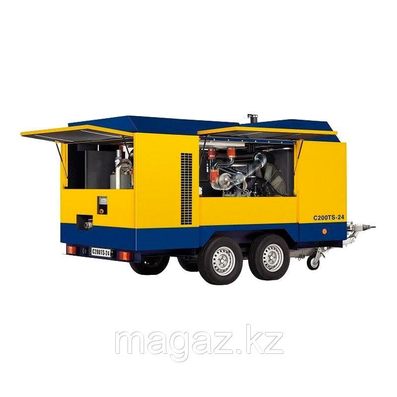 Компрессор дизельный СompAir C200TS-24