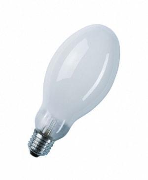 Дуговая Ртутная Лампа HQL 125W E27 (ДРЛ) OSRAM