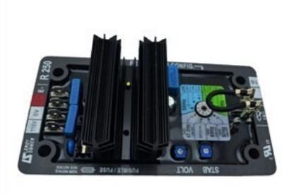 Автоматический регулятор напряжения модуль AVR R250 генератора, фото 2