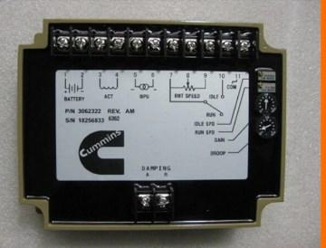 Электронный регулятор скорости 3062322 для генератора