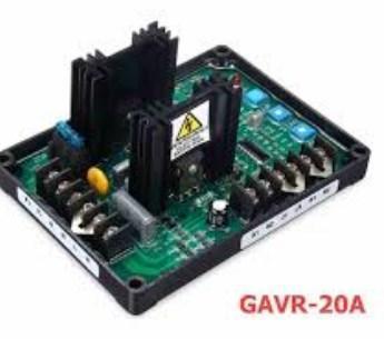 Общий бесщеточный автоматический регулятор напряжения GAVR-20A AVR, фото 2