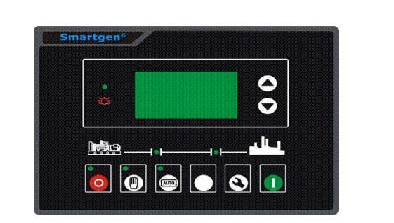 Генераторной установки контроллера HGM6120K, фото 2