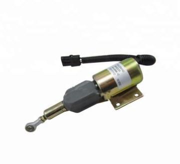 12 В elelctric части дизельный двигатель Стоп электромагнитный клапан 3926411 для 6CT, фото 2