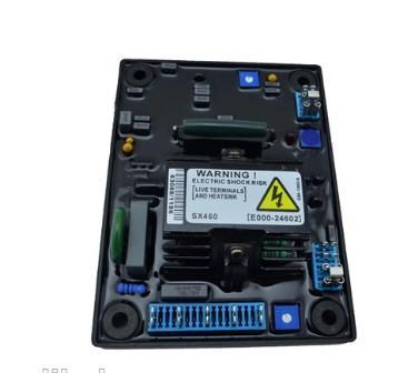 AVR Генератор карты SX460