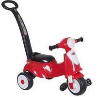 Каталка-велосипед NINGBO PRINCE красный