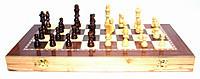 Шахматы 3в 1 (340мм x 340мм)