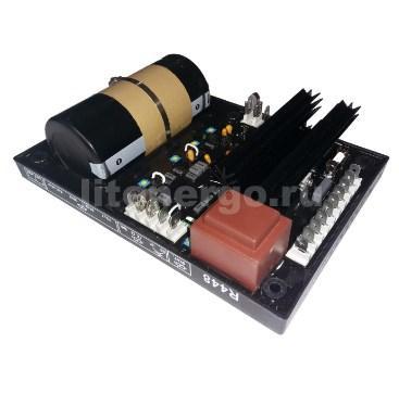 Генератор AVR 25kva стабилизатор напряжения регулятор avr R448