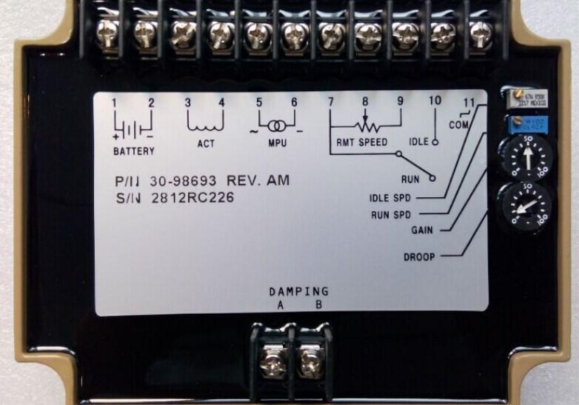 Лучшая цена генератор регулятор скорости модуля 3098693