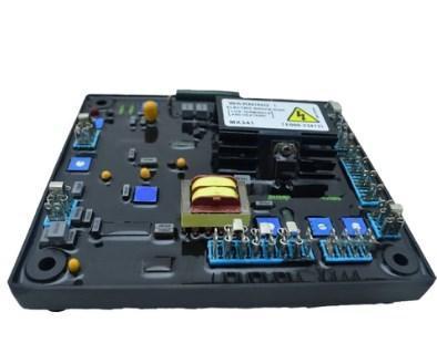Схема регулятор напряжения генератора avr MX341, фото 2