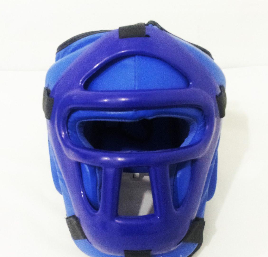 Шлем защитный для каратэ закрытый