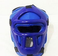 Шлем защитный для каратэ закрытый, фото 1