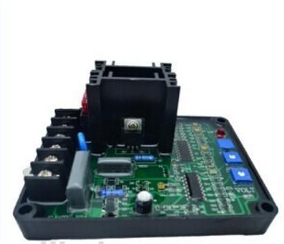 Дизельный общий бесщеточный генератор GAVR AVR 12A, фото 2